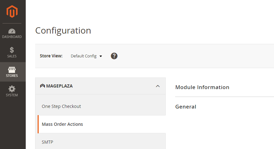 Magento 2 Mass Order Actions extension