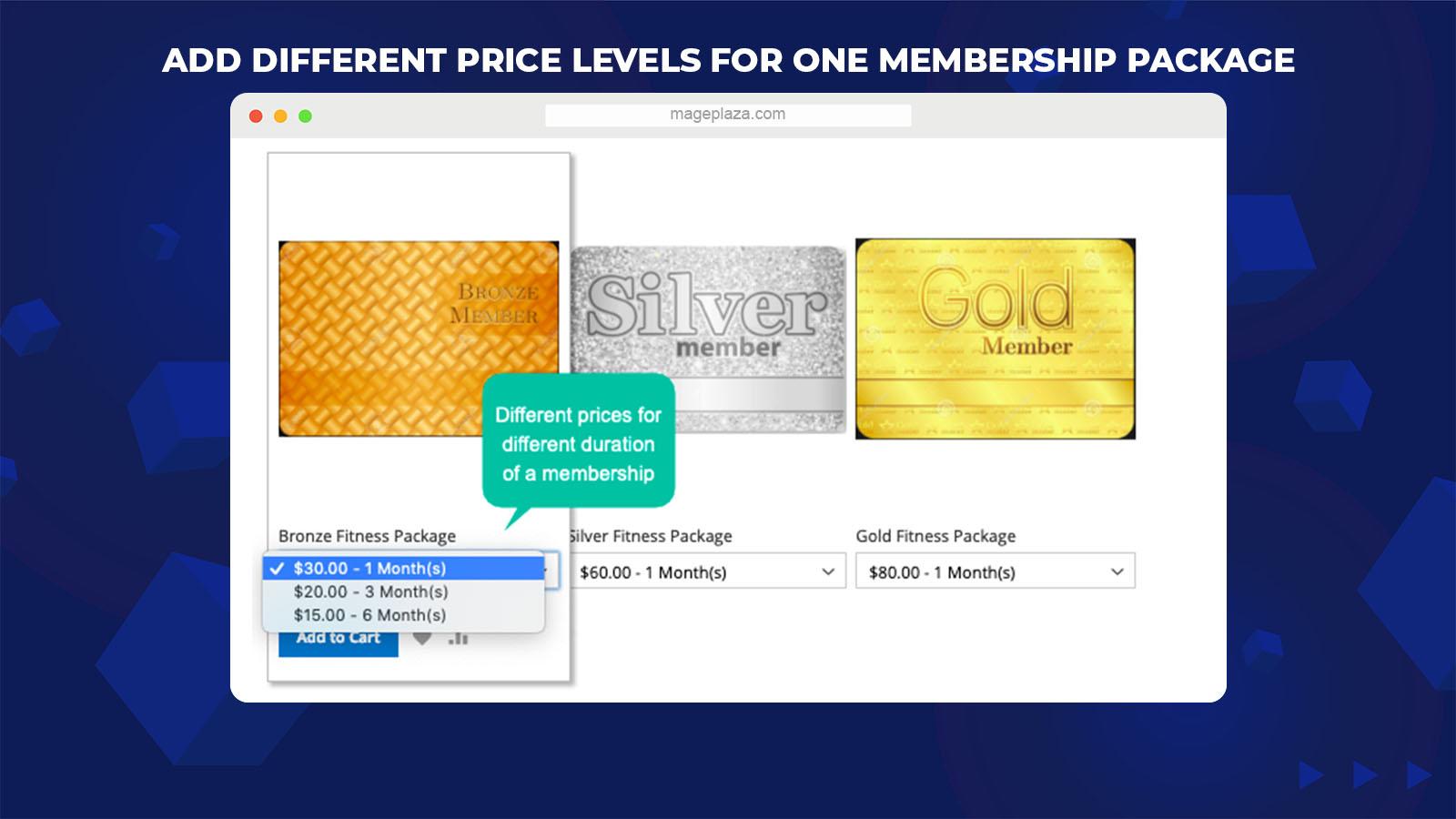magento 2 membership extension