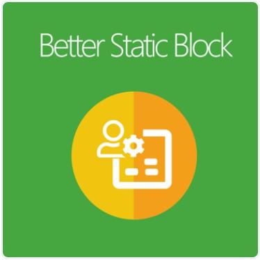 magento 2 static blocks
