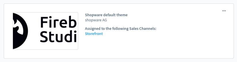 shopware 6 themes