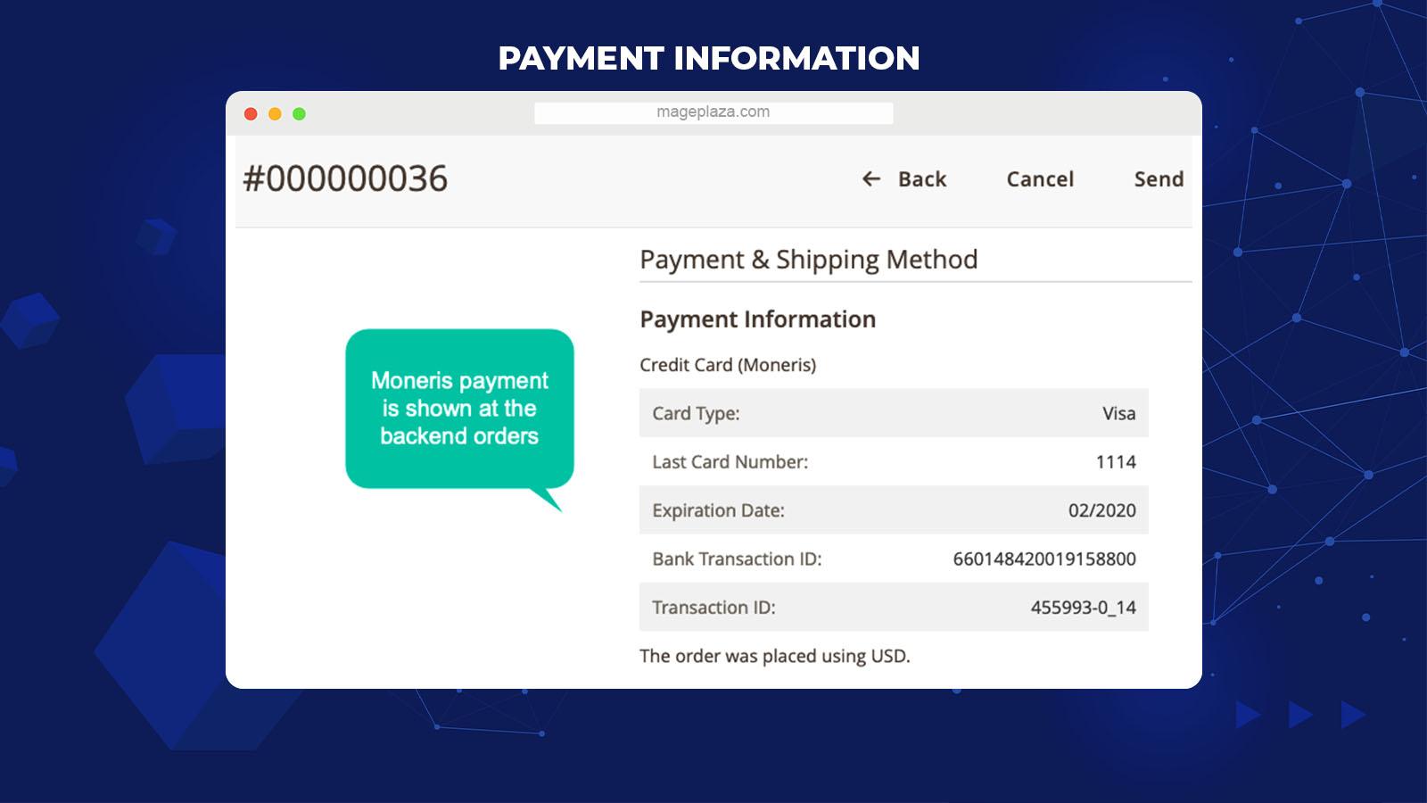 magento 2 moneris payment extension