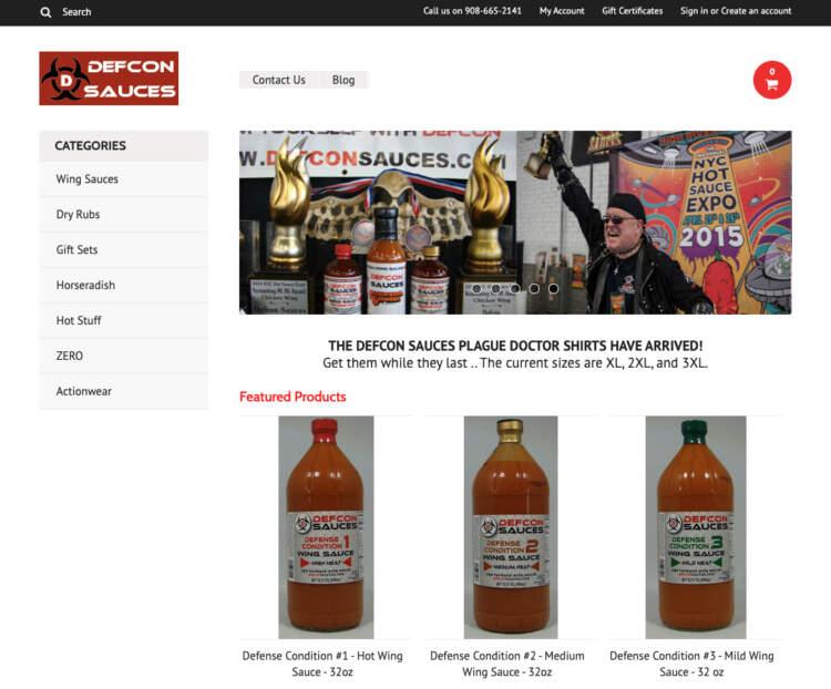 defcon website