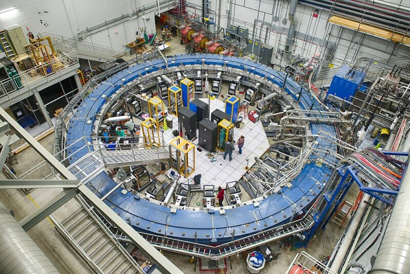 US physics lab Fermilab exposes proprietary data for all to see