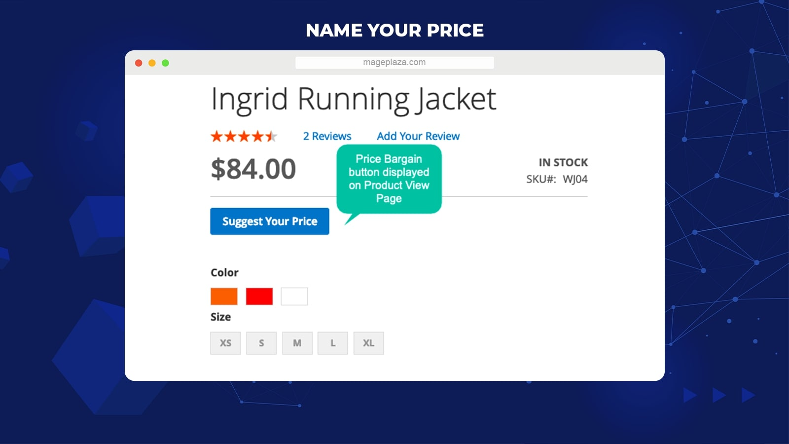 magento 2 name your price extension